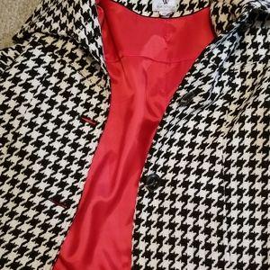 Worthington Jackets & Coats - Worthington Wool Jacket Herringbone Large